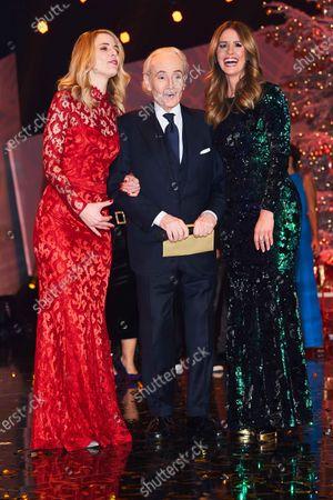 Editorial photo of 25th Jose Carreras Gala, Leipzig, Germany - 12 Dec 2019