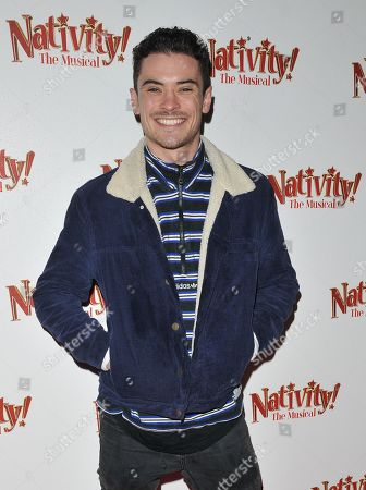 Editorial image of 'Nativity! The Musical' press night, London, UK - 12 Dec 2019