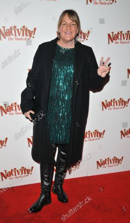 Editorial picture of 'Nativity! The Musical' press night, London, UK - 12 Dec 2019