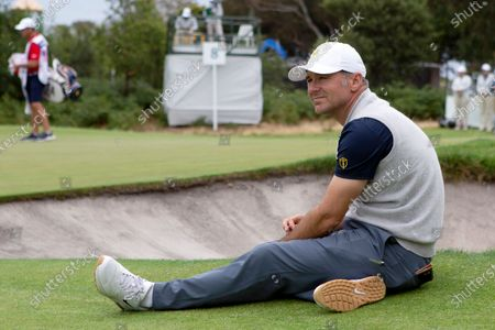 Editorial photo of Presidents Cup, Golf, The Royal Melbourne Golf Club, Australia - 14 Dec 2019