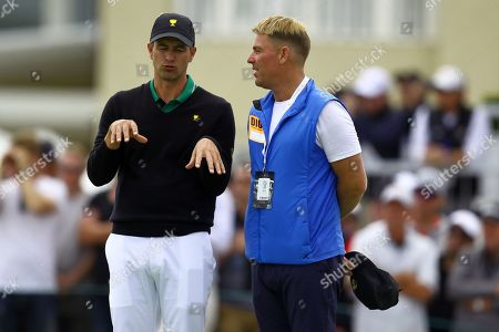 Editorial image of Presidents Cup golf, Day 2, Melbourne, Australia - 13 Dec 2019