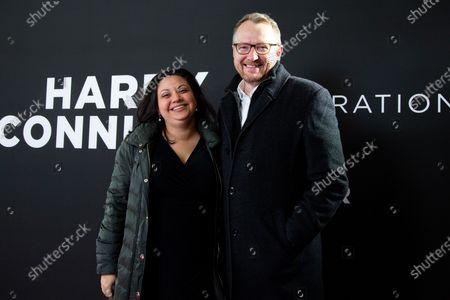 Jen Bender and Bob Martin
