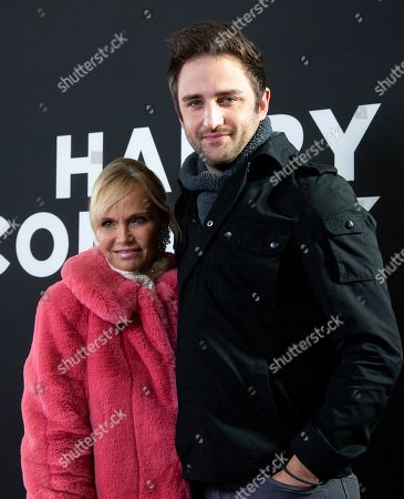 Stock Image of Kristin Chenoweth and Josh Young