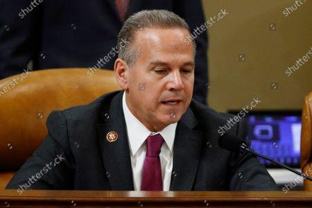 Editorial photo of House Judiciary Committee impeachment markup hearing, Washington, USA - 13 Dec 2019