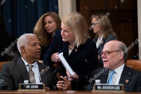 Editorial photo of Trump Impeachment, Washington, USA - 13 Dec 2019