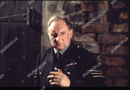 Betty Turpin is terrorised by Keith Lucas. William Moore as Cyril Turpin