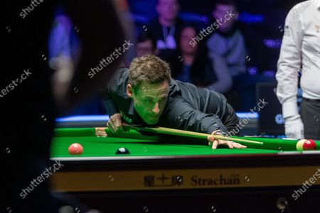 Editorial picture of World Snooker 19.com Scottish Open - 13 Dec 2019
