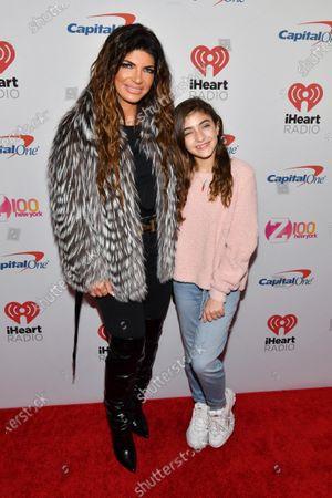 Editorial picture of iHeartRadio Jingle Ball, Arrivals, Madison Square Garden, New York, USA - 13 Dec 2019