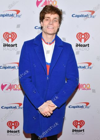 Editorial image of iHeartRadio Jingle Ball, Arrivals, Madison Square Garden, New York, USA - 13 Dec 2019