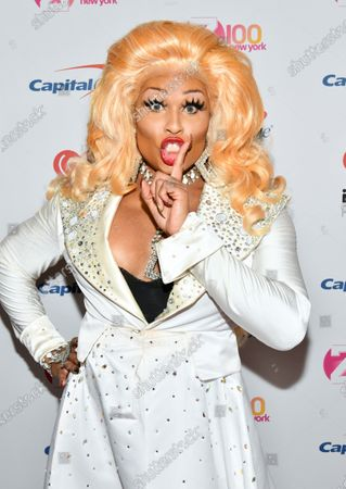Editorial image of iHeartRadio Jingle Ball, Arrivals, Madison Square Garden, New York, USA - 13 Dec 2019