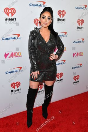 Editorial picture of iHeartRadio Jingle Ball, Arrivals, Madison Square Garden, New York, USA - 13 Dec 2019