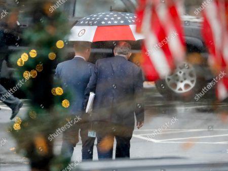 Editorial picture of Trump Impeachment, Washington, USA - 13 Dec 2019