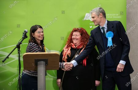 Zac Goldsmith Minister of State for Environment loses his seat to Liberal Democrat candidate Sarah Olney
