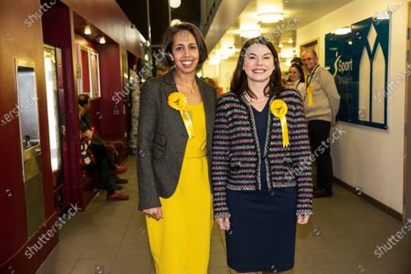 Editorial picture of General Election, Polling Day, Results, Richmond upon Thames, London, UK - 12 Dec 2019