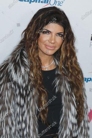 Stock Image of Teresa Giudice