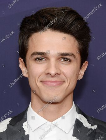 Stock Image of Brent Rivera