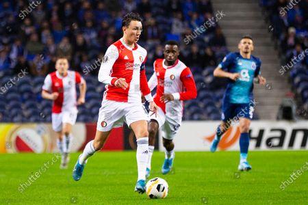 Feyenoord's Steven Berghuis