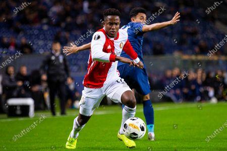 Feyenoord's Luis Sinisterra