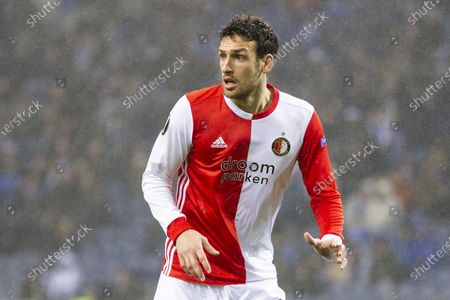 Feyenoord's Eric Botteghin