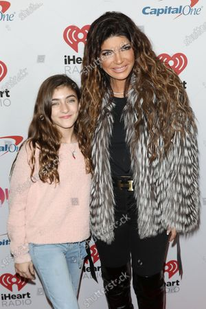 Editorial picture of Z100 JINGLE BALL 2019 - Red Carpet Arrivals, New York, USA - 13 Dec 2019