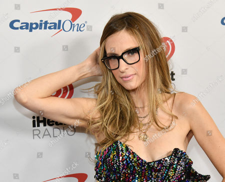Erica America Hayden attends Z100's iHeartRadio Jingle Ball at Madison Square Garden, in New York