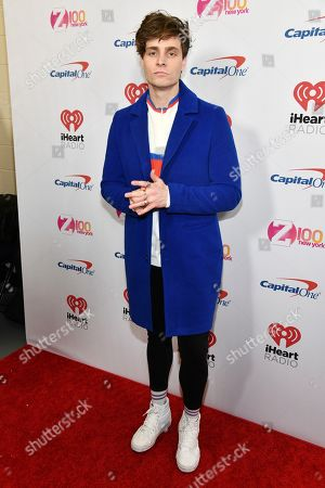 Editorial picture of 2019 Jingle Ball - - Arrivals, New York, USA - 13 Dec 2019