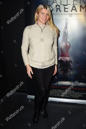 Editorial picture of 'Fallen Dream' film premiere, The Mandrake Hotel, London, UK - 13 Dec 2019