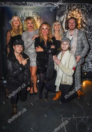 Editorial photo of 'Fallen Dream' film premiere, The Mandrake Hotel, London, UK - 13 Dec 2019