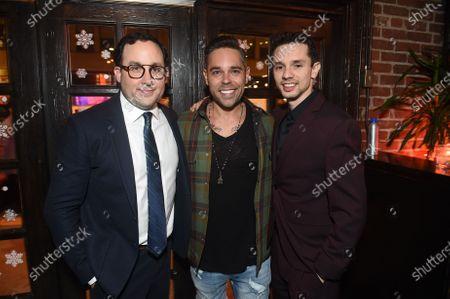 Editorial photo of 'Mob Town' film premiere, Los Angeles, USA - 13 Dec 2019