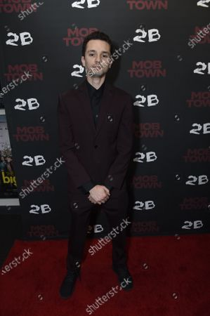 Editorial image of 'Mob Town' film premiere, Los Angeles, USA - 13 Dec 2019