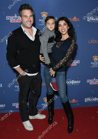 Editorial image of Lythgoe Family Panto's 'A Snow White Christmas' Opening Night Event, Arrivals, Pasadena Civic Auditorium, Pasadena, USA - 13 Dec 2019