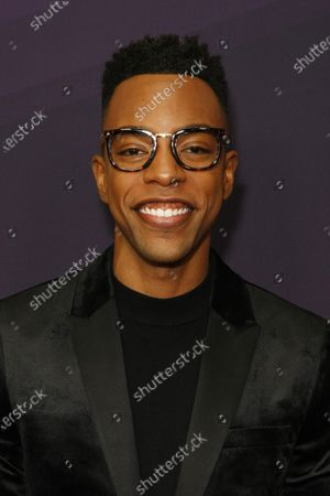 Editorial photo of 9th Streamy Awards, Arrivals, The Beverly Hilton, Los Angeles, USA - 13 Dec 2019