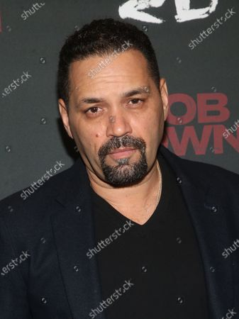 Editorial photo of 'Mob Town' film premiere, Arrivals, Los Angeles, USA - 13 Dec 2019