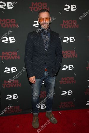 Editorial picture of 'Mob Town' film premiere, Arrivals, Los Angeles, USA - 13 Dec 2019