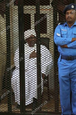 Editorial picture of Court finds Sudan's ousted president al-Bashir guilty on corruption charges, Khartoum - 14 Dec 2019