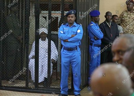 Editorial photo of Court finds Sudan's ousted president al-Bashir guilty on corruption charges, Khartoum - 14 Dec 2019