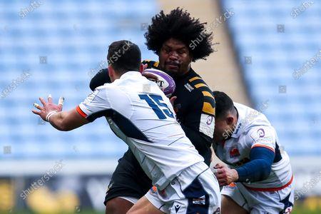 Editorial picture of Wasps v Edinburgh Rugby, UK - 14 Dec 2019