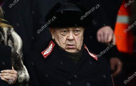 West Ham Owner David Sullivan
