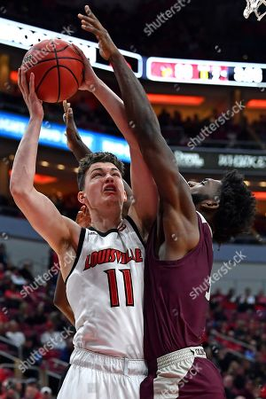 Editorial picture of Eastern Kentucky Basketball, Louisville, USA - 14 Dec 2019