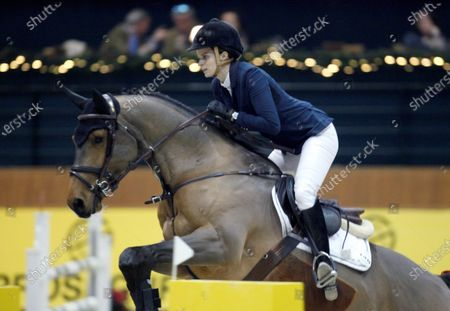 Editorial picture of 39th International Jumping Contest, Arteixo, Spain - 14 Dec 2019