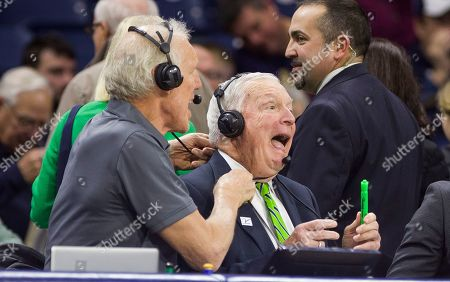 Editorial photo of UCLA Notre Dame Basketball, South Bend, USA - 14 Dec 2019