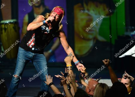 Stock Picture of Bret Michaels