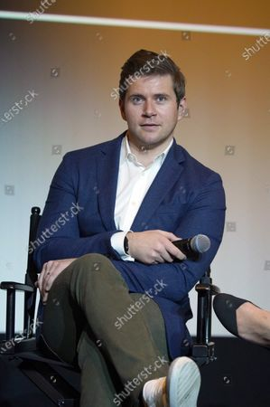 Stock Picture of Allen Leech