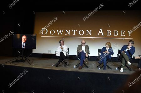 Editorial image of Focus Features DOWNTON ABBEY Special Screening, Los Angeles, USA - 14 December 2019