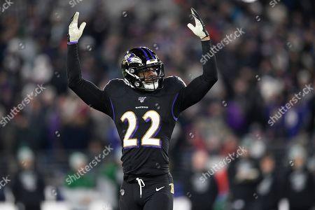 Editorial image of Jets Ravens Football, Baltimore, USA - 12 Dec 2019