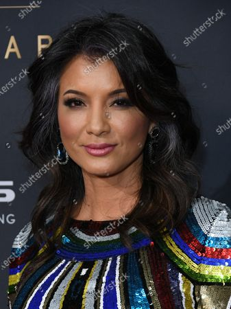 Stock Picture of Kelly Hu