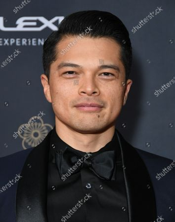 Stock Picture of Vincent Rodriguez III