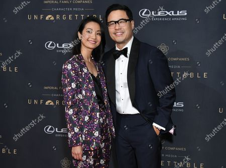 Jae Suh Park and Randall Park