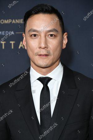 Stock Picture of Daniel Wu