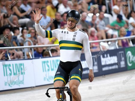 Editorial image of UCI Track Cycling World Cup in Australia, Brisbane - 15 Dec 2019